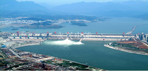 Yangtze River Three Gorges Water Control Project